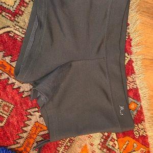 Pants - Mikaela Shorts Dark Grey